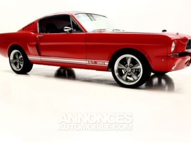 Ford Mustang 1965 Rouge Occasion - 0