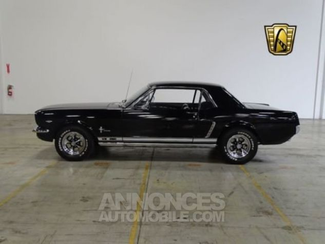 Ford Mustang 1965 Noir Occasion - 0