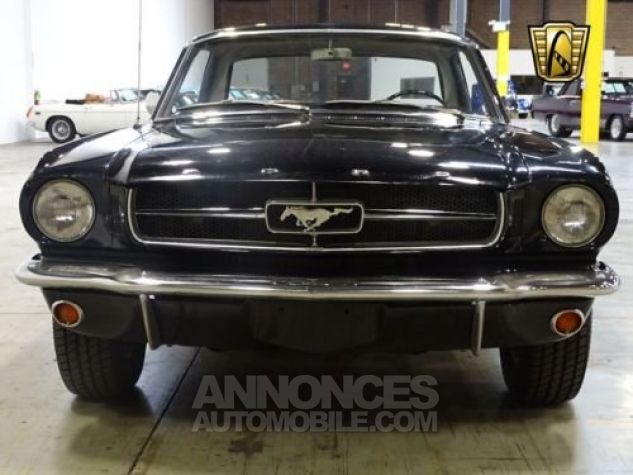 Ford Mustang 1965 Noir Occasion - 2