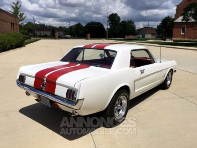 Ford Mustang 1965 Blanc Occasion - 6