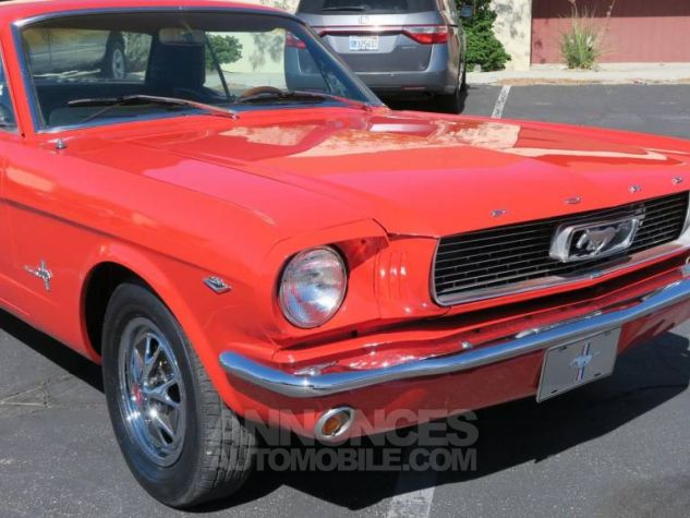 Ford Mustang 1966  Occasion - 3