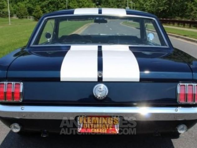 Ford Mustang 1966 Bleu Occasion - 9