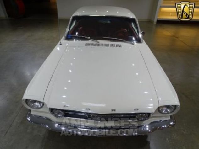 Ford Mustang 1966 Blanc Occasion - 1