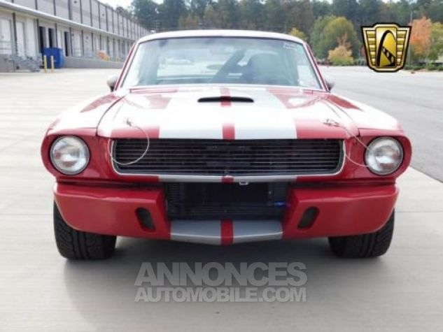 Ford Mustang 1966 Rouge Occasion - 8