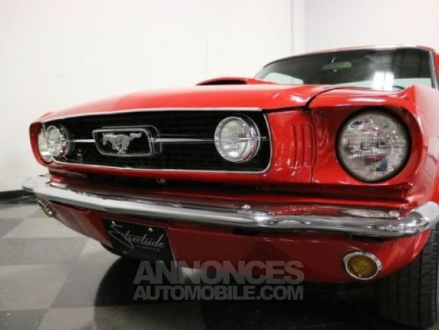 Ford Mustang 1966 Rouge Occasion - 7