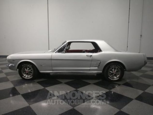 Ford Mustang 1966 Argent Occasion - 0