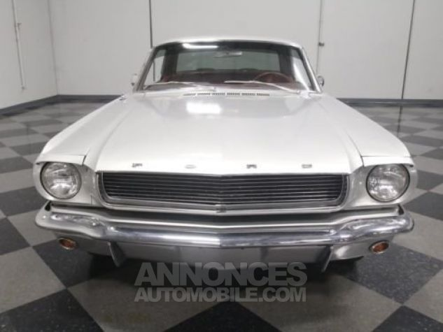 Ford Mustang 1966 Argent Occasion - 3