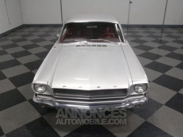Ford Mustang 1966 Argent Occasion - 4