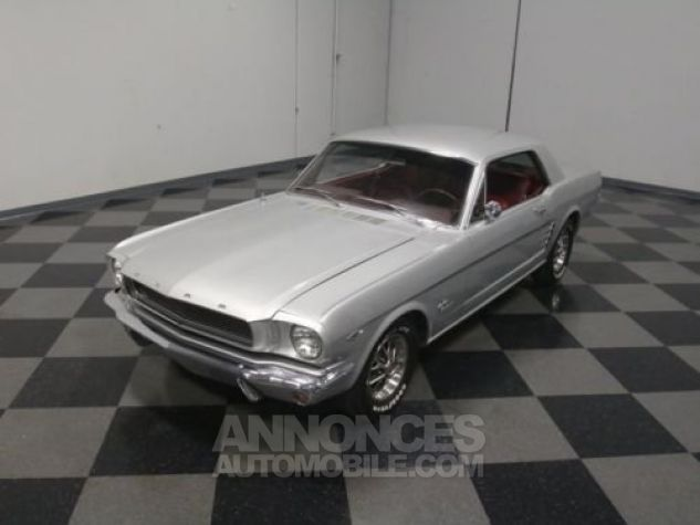 Ford Mustang 1966 Argent Occasion - 5