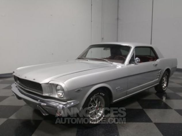 Ford Mustang 1966 Argent Occasion - 6