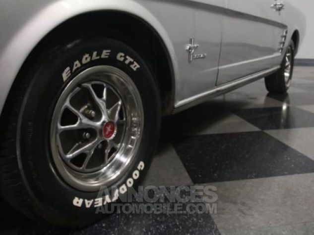 Ford Mustang 1966 Argent Occasion - 8