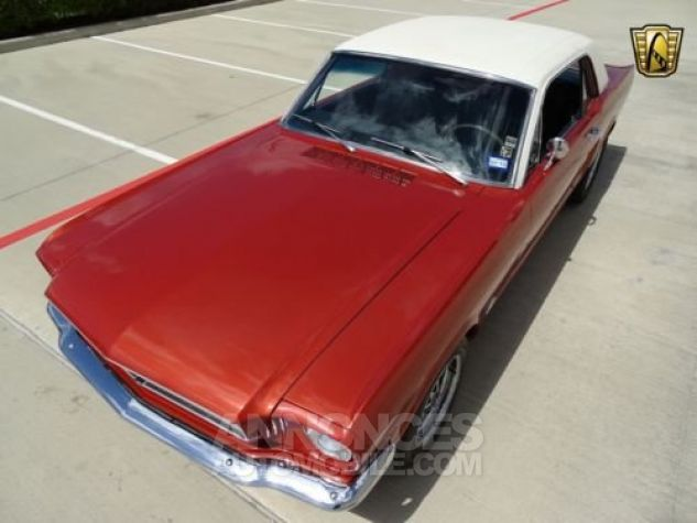Ford Mustang 1966 Ember glow Occasion - 1