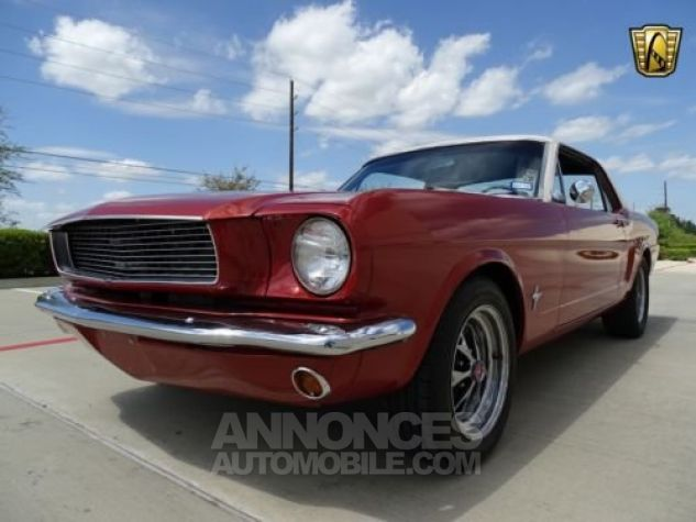 Ford Mustang 1966 Ember glow Occasion - 2