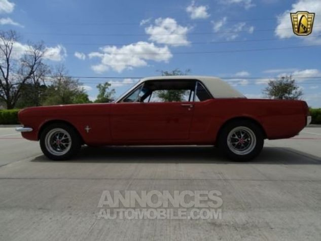 Ford Mustang 1966 Ember glow Occasion - 4