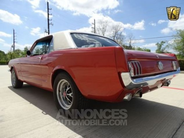 Ford Mustang 1966 Ember glow Occasion - 7