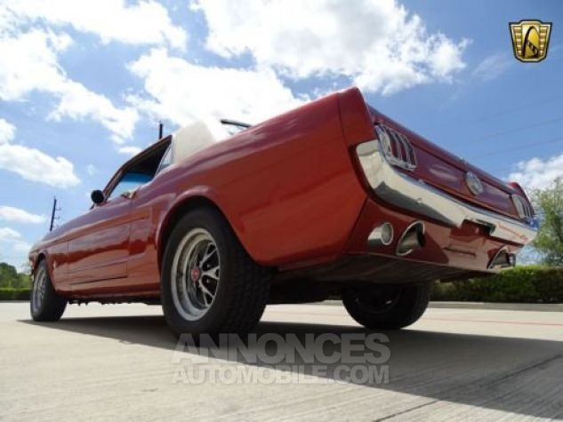 Ford Mustang 1966 Ember glow Occasion - 8