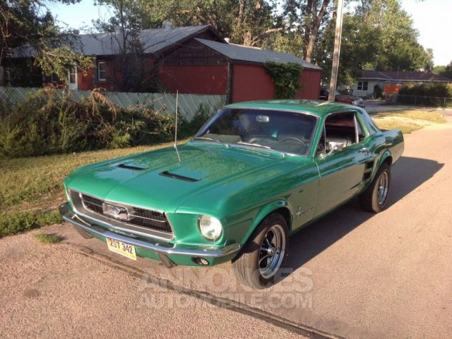 Ford Mustang 1967  Occasion - 0