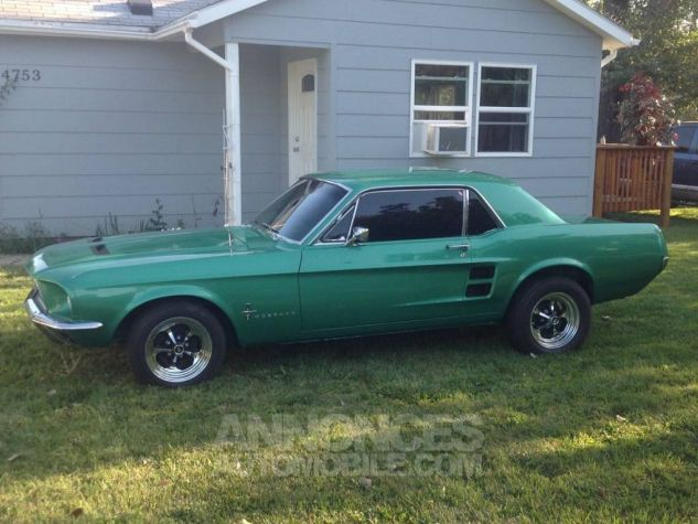 Ford Mustang 1967  Occasion - 2