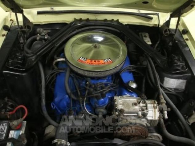 Ford Mustang 1967 Jaune Occasion - 1