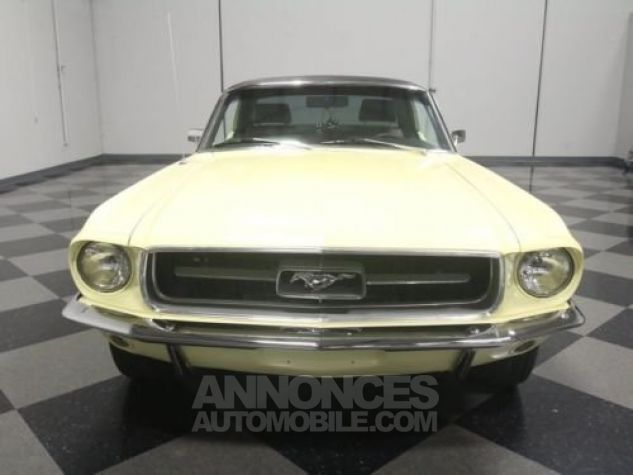 Ford Mustang 1967 Jaune Occasion - 3