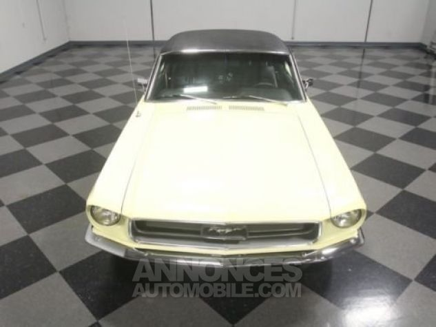 Ford Mustang 1967 Jaune Occasion - 4