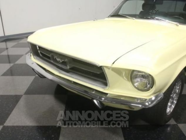 Ford Mustang 1967 Jaune Occasion - 7
