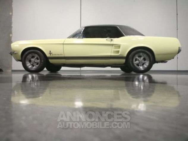 Ford Mustang 1967 Jaune Occasion - 9