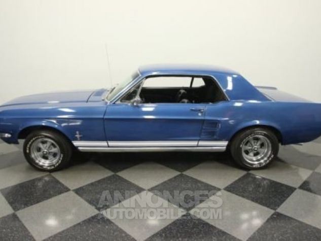 Ford Mustang 1967 Bleu Occasion - 0