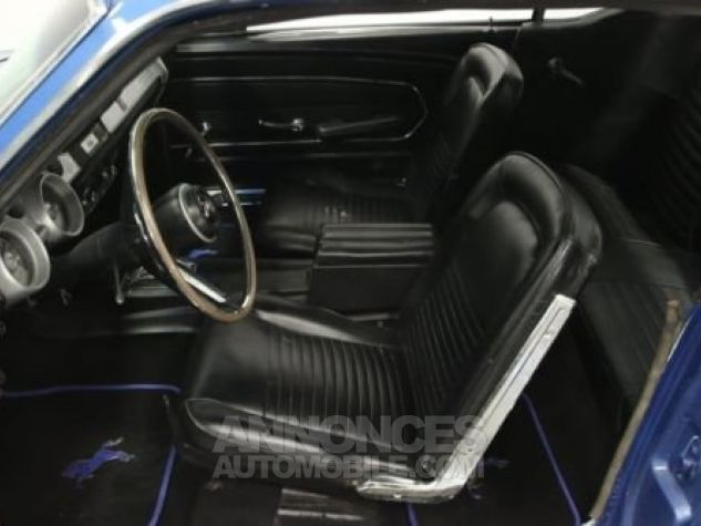 Ford Mustang 1967 Bleu Occasion - 2