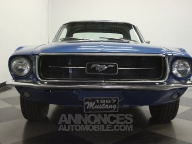 Ford Mustang 1967 Bleu Occasion - 3