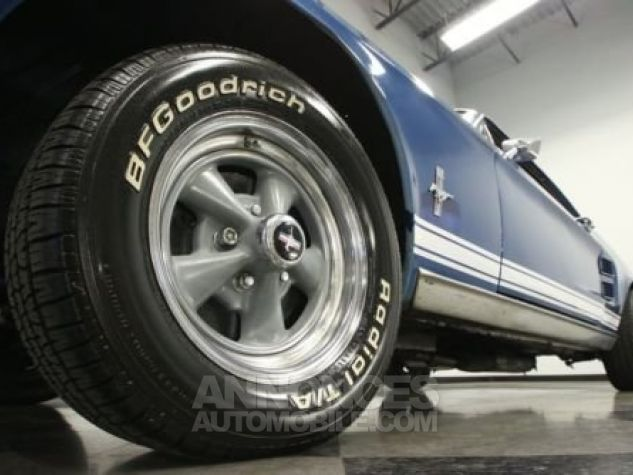 Ford Mustang 1967 Bleu Occasion - 7
