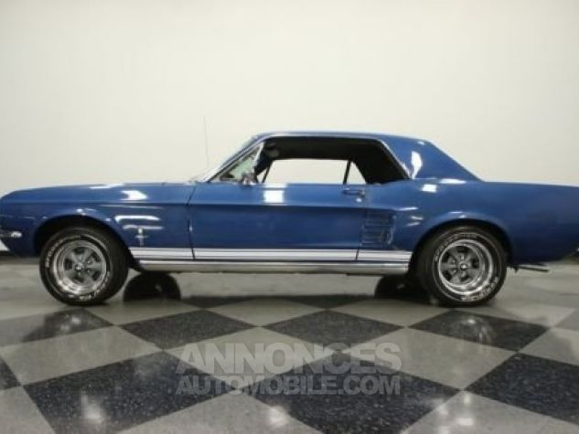 Ford Mustang 1967 Bleu Occasion - 8