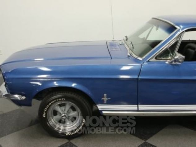 Ford Mustang 1967 Bleu Occasion - 9