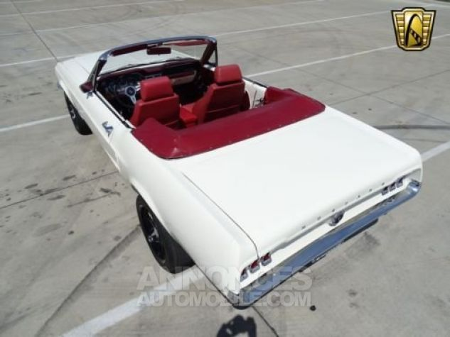 Ford Mustang 1967 Blanc Occasion - 6