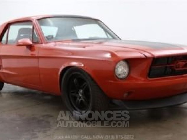 Ford Mustang 1967 Orange Occasion - 0