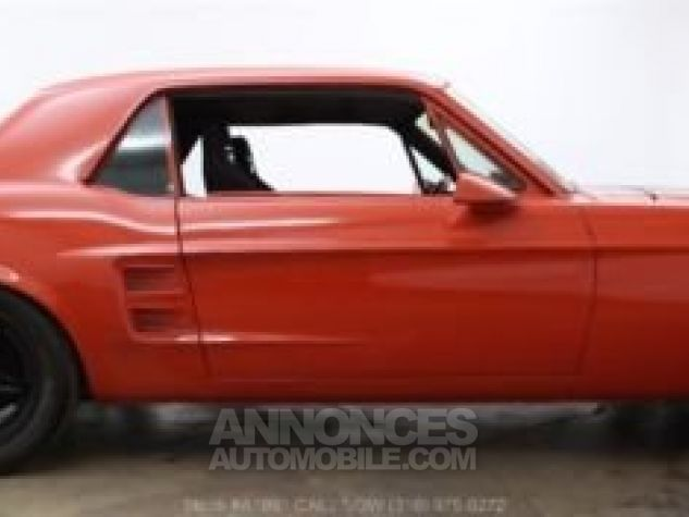 Ford Mustang 1967 Orange Occasion - 3