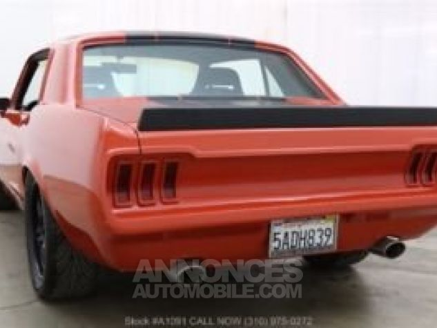 Ford Mustang 1967 Orange Occasion - 7