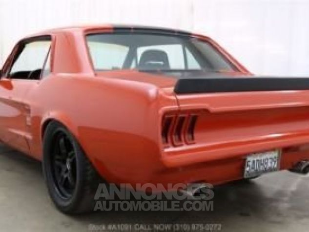 Ford Mustang 1967 Orange Occasion - 8