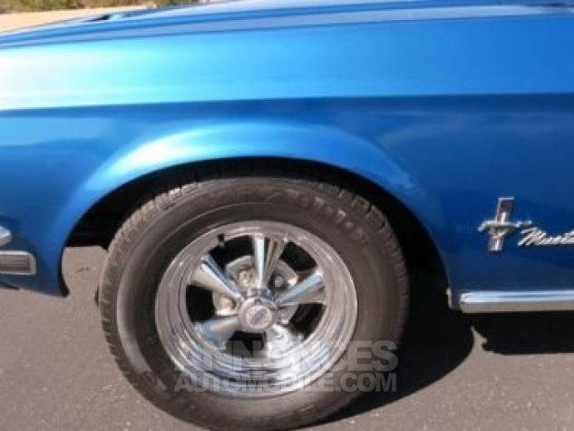 Ford Mustang 1968 Bleu Occasion - 9