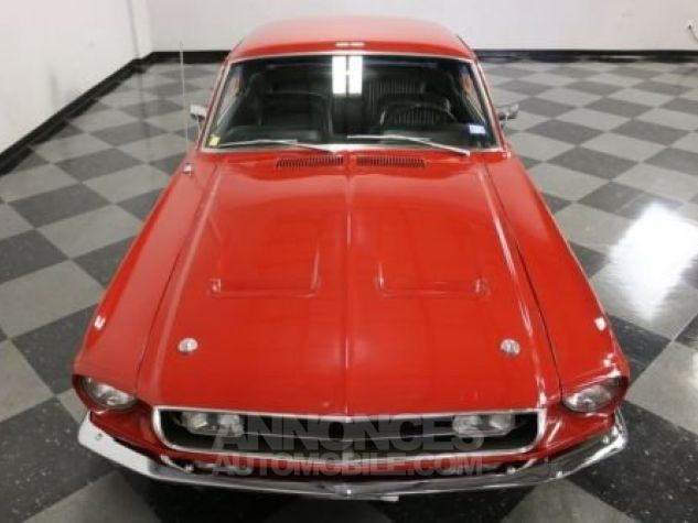 Ford Mustang 1968 Rouge Occasion - 4