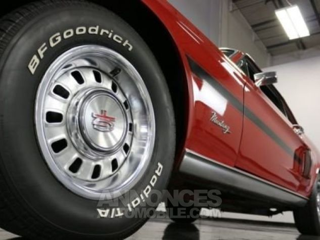 Ford Mustang 1968 Rouge Occasion - 8