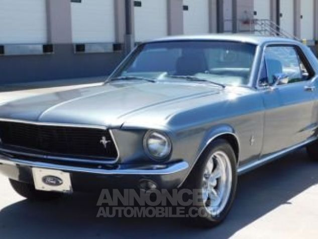 Ford Mustang 1968 Argent Occasion - 0