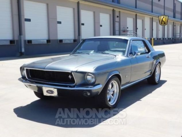 Ford Mustang 1968 Argent Occasion - 5