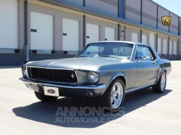Ford Mustang 1968 Argent Occasion - 6