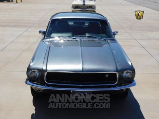 Ford Mustang 1968 Argent Occasion - 7
