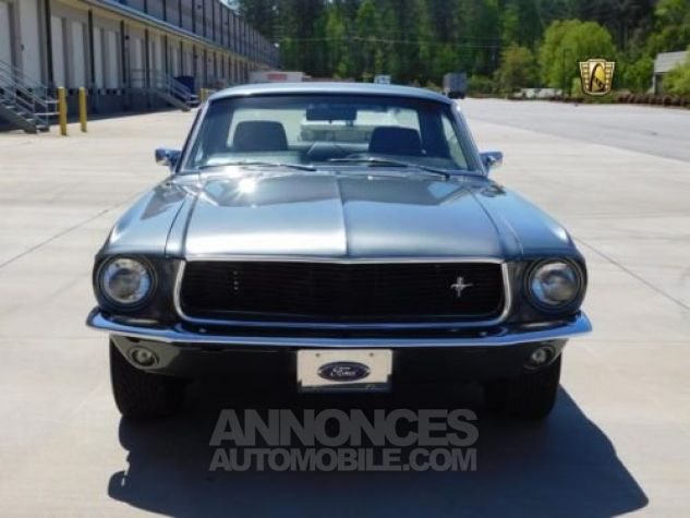 Ford Mustang 1968 Argent Occasion - 8