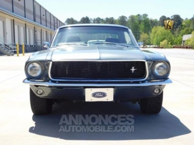 Ford Mustang 1968 Argent Occasion - 9