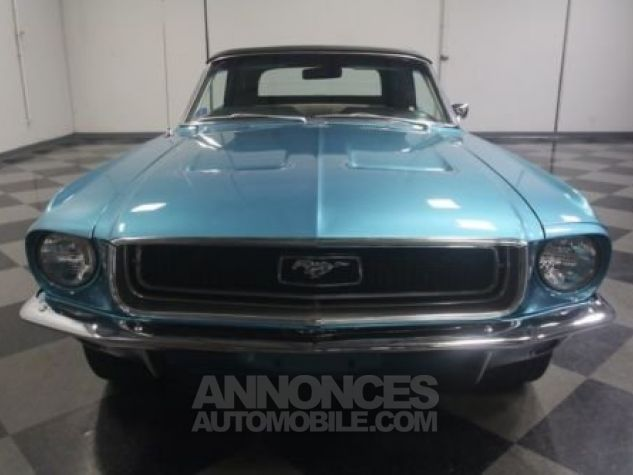 Ford Mustang 1968 Teal Occasion - 4
