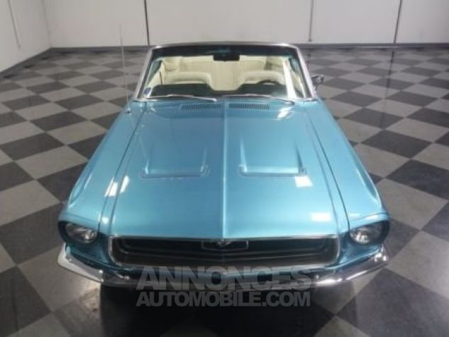 Ford Mustang 1968 Teal Occasion - 5