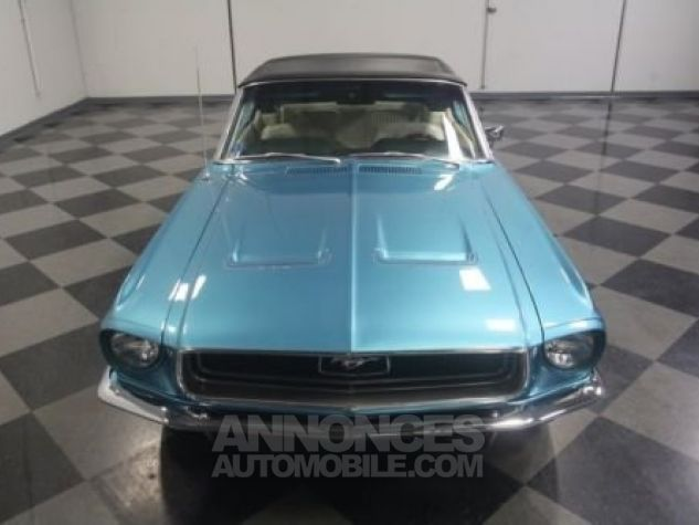 Ford Mustang 1968 Teal Occasion - 6